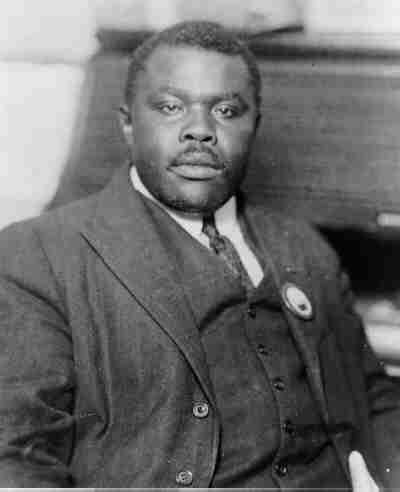 Marcus Garvey Image