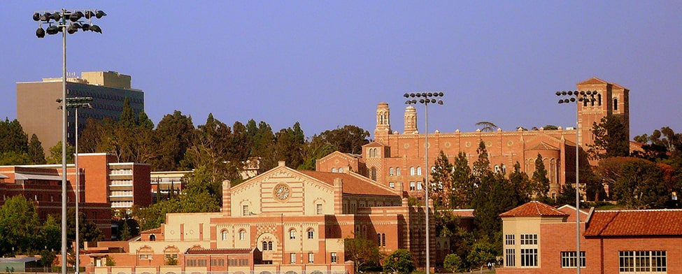 UCLA view - Research background