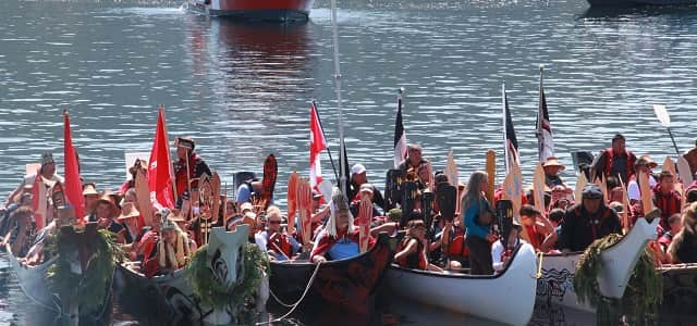 Photo for First Nations Canoes- PC US