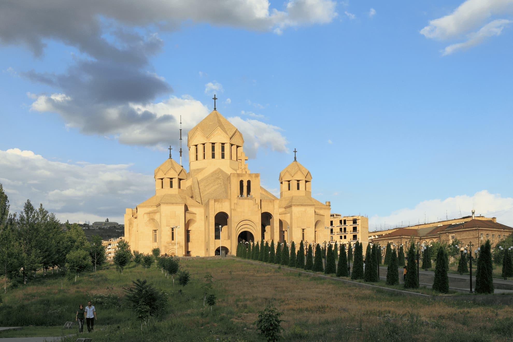 Image for Yerevan Cathedral