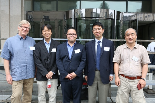 Photo for PKU-UCLA Collaboration on Image Processing