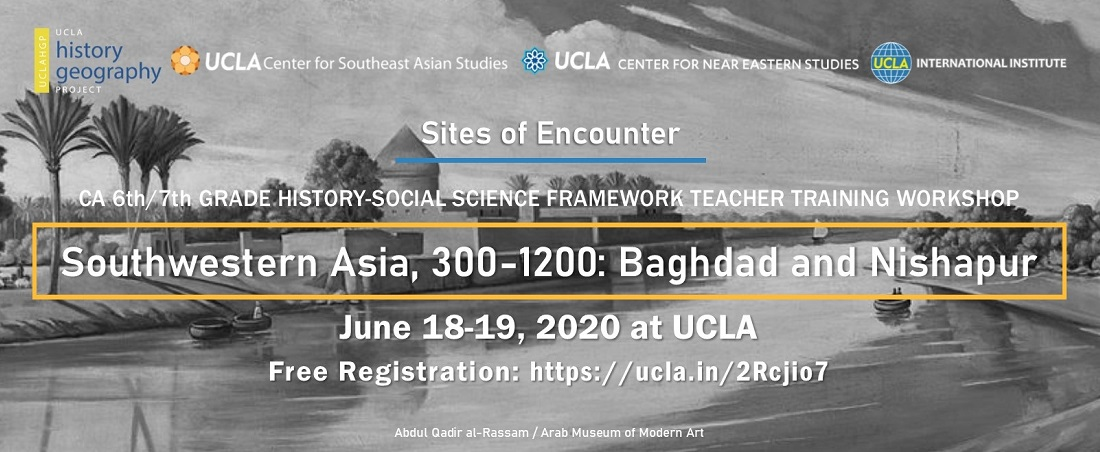 Photo for Register for Sites of Encounter