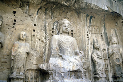 Forty-eight Buddhas of Measureless Life: Court Eunuch Patronage at the Sculpture Grottoes of Longmen