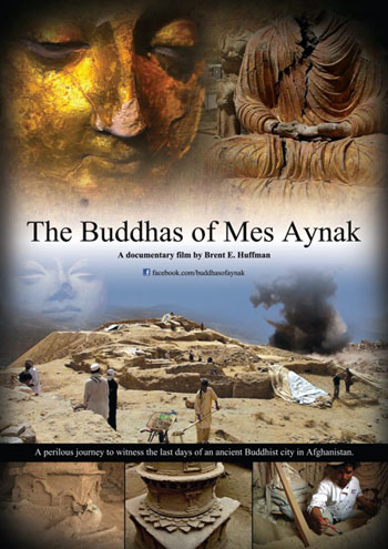The Buddhas of Mes Aynak