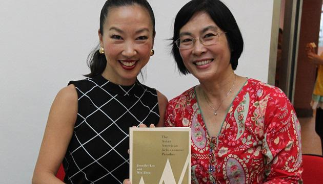 The Asian American Achievement Paradox Wins Major Award