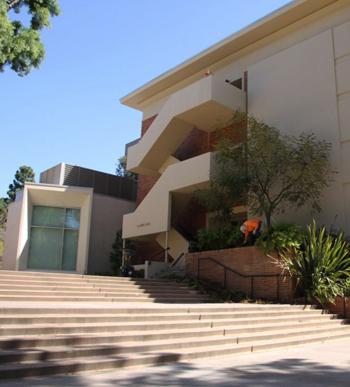Academic Advancement Program Learning Pavillion, UCLA Campbell Hall. (Photo: AAP.)