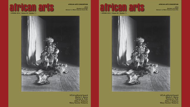 African Arts journal inaugurates editorial consortium
