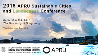 Image for Sustainable Cities & Landscapes Conference