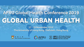 Image for APRU Global Health Conference: November 2019