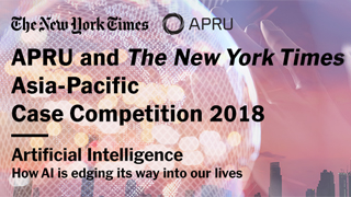 Image for APRU-New York Times Competition