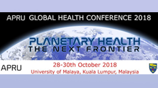 Image for Global Health Conference -- October 2018