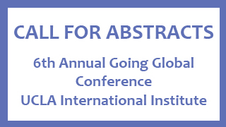 Image for April 2019 Going Global Conference