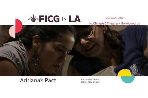El pacto de Adriana/ Adriana