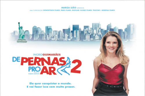 De pernas pro ar 2 (Head Over Heels 2) Film Screening