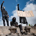 Photo for BLM a catalyst for decolonization efforts in Belgium