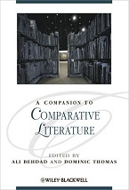 Image for A Companion to Comparative Literature