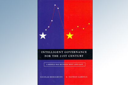 Intelligent Governance for the 21st Century with Authors Nicolas Berggruen and Nathan Gardels