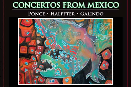 Concertos from Mexico