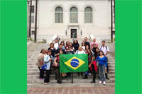 Brazilian teachers learn fine points of American culture, language