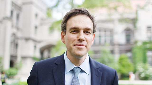 "Daniel Pearl Memorial Lecture with Bret Stephens, Pulitzer Prize-winning foreign-affairs columnist: ""On Maintaining Intellectual Integrity in the Age of Trump"""