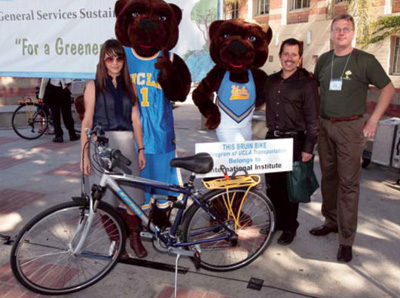 Bruin Bike Winners Are Ready to Roll