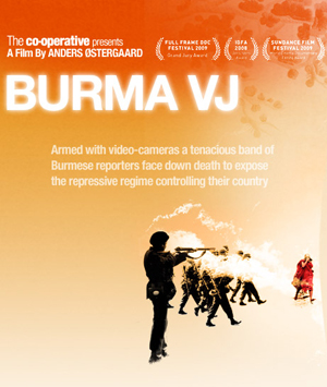 """Burma VJ: Reporting from a Closed Country"" Film Screening"