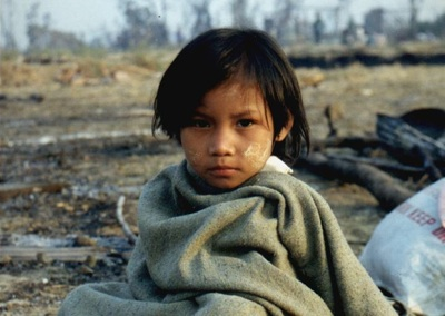 Blind Eye in Burma