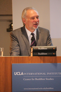 Robert E. Buswell, Jr. (Photo: Peggy McInerny/ UCLA.)