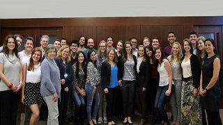 Lemann Fellowship and Brazilian Scientific Mobility Program - End of the Year Event