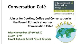Image for Featured Event: Conversation Café