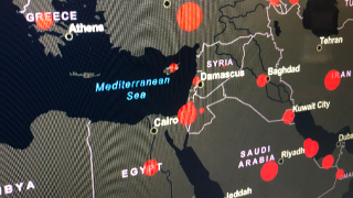 Image for Geopolitical Implications of COVID-19 for the Middle East