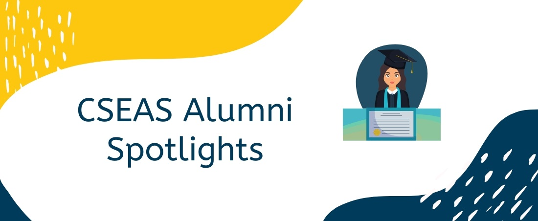 Photo for CSEAS Alumni Spotlights