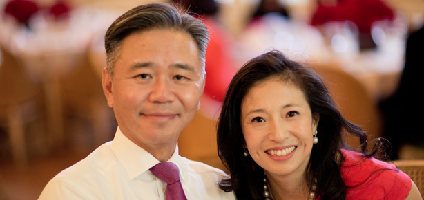 Photo for Walter and Shirley Wang