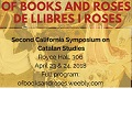 Image for Of Books and Roses / De llibres i roses