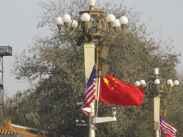 Photo for Chinese Foreign Policy and China-US