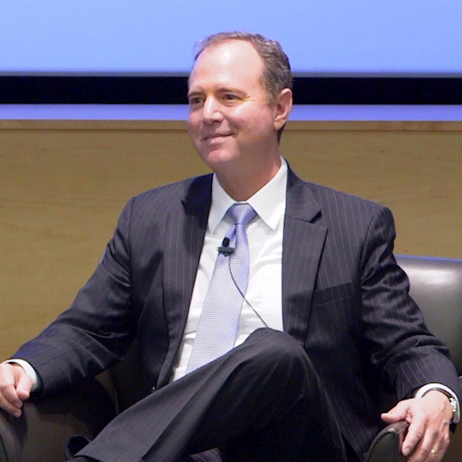 Image for PODCAST: The 2017-18 Bernard Brodie Lecture on the Conditions of Peace featuring Congressman Adam Schiff