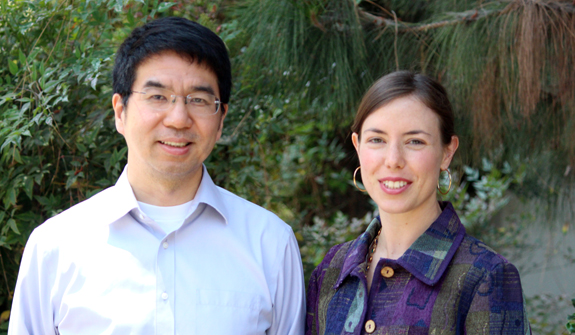 Joint Research Institute of PKU and UCLA ramping up in many directions