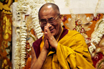 "CANCELED: Public Talk by His Holiness: ""What is True Wisdom?"""