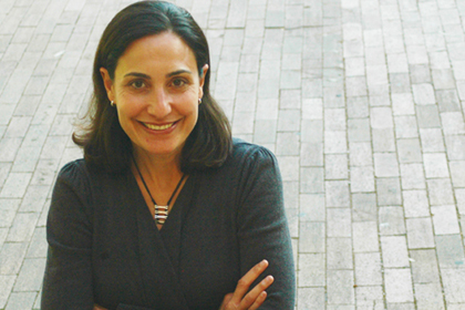 Visiting Fellow Dalia Dassa Kaye lends expertise to The Atlantic's