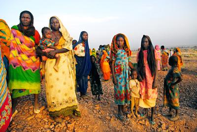 Darfur War