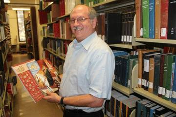 Librarian makes UCLA a go-to spot for study of Middle East