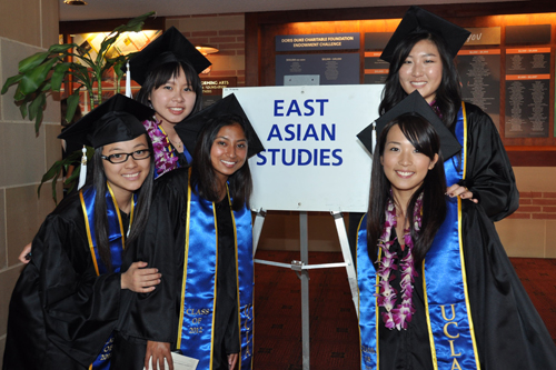 Three-time UCLA grad returns to address class of 2012