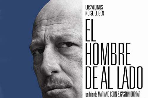 UCLA Spanish Film Festival: El Hombre de al Lado (The Man Next Door)