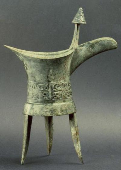La sculpture chinoise ancienne Erlitou