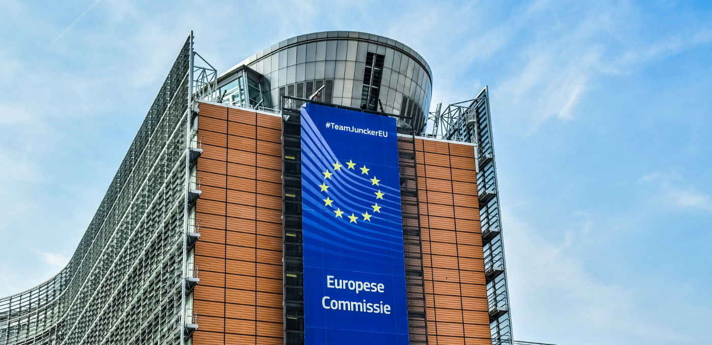 Image for European Commission in Brussels