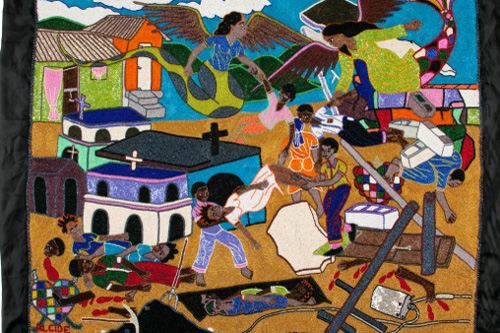 'In Extremis: Death and Life in 21st-Century Haitian Art' opens at Fowler Museum Sept. 16