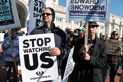 """Debating the NSA: The Politics of Mass Surveillance"""