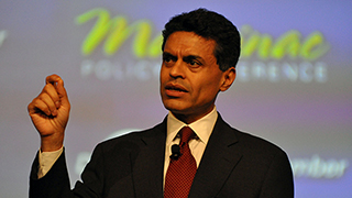 Image for Daniel Pearl Memorial Lecture featuring Fareed Zakaria