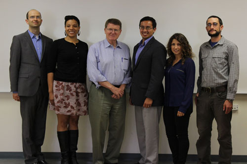 Faucett Fellowship students present diverse research on Latin America