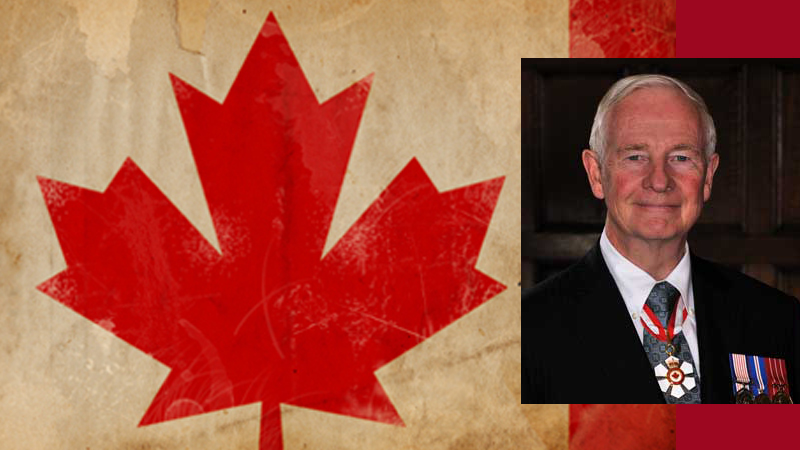 Governor General of Canada to speak at UCLA on April 29
